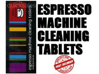 Espresso Machine Cleaning