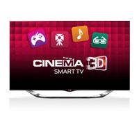 LG Plasma and LED Televisions